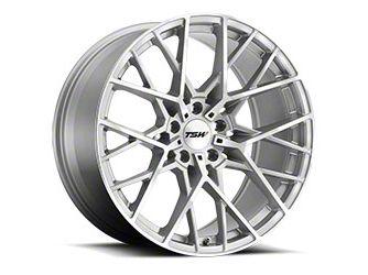 TSW Sebring Silver Wheel - 20x8.5 (15-19 EcoBoost, V6)