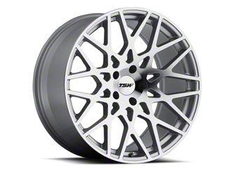TSW Vale Silver Wheel - 20x8.5 (15-19 EcoBoost, V6)