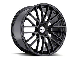 TSW Max Matte Black Wheel - 20x9 (15-19 All)