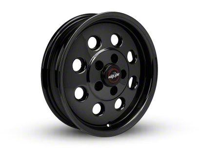 Race Star 82 Pro-Lite Black Chrome Wheel - 15x3.75 (87-93 w/ 5 Lug Conversion)