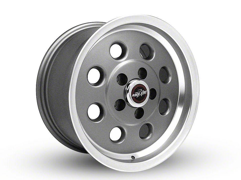 Race Star 82 Pro-Lite Metallic Gray Wheel - 15x10 (94-04 All)