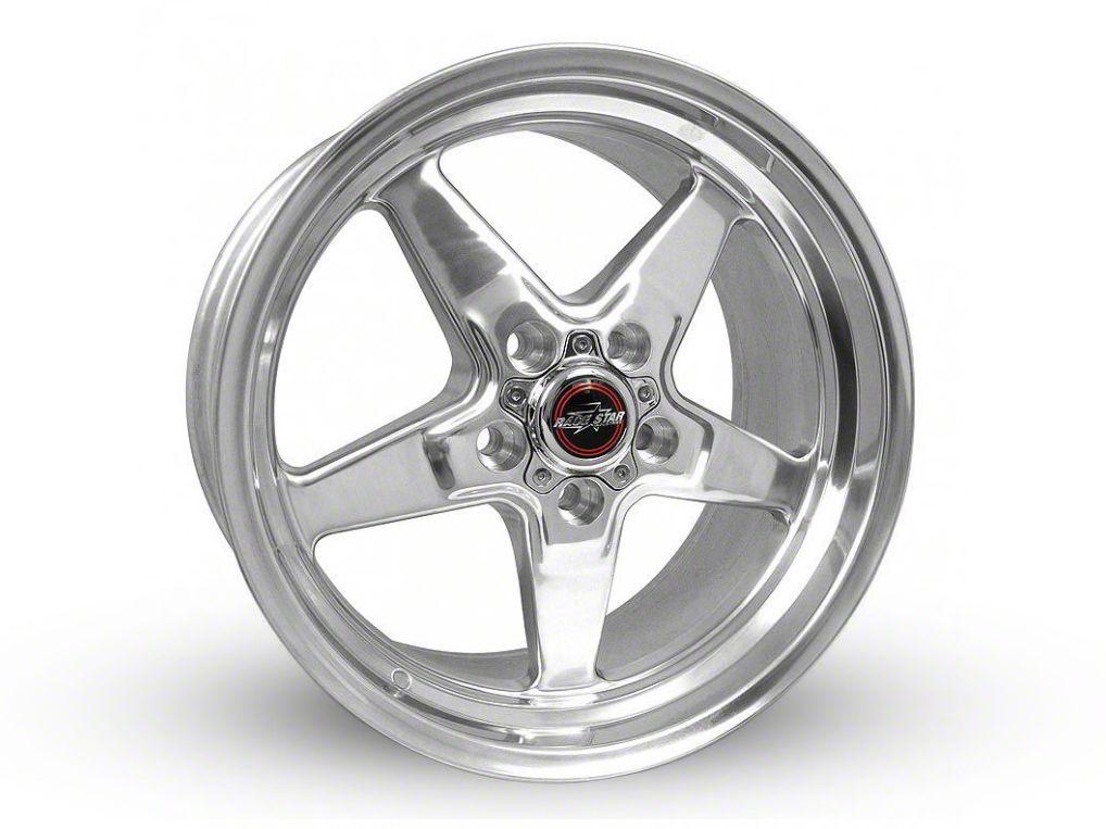 Race Star 92 Drag Star Polished Wheel - Direct Drill - 20x9 (05-14 All)