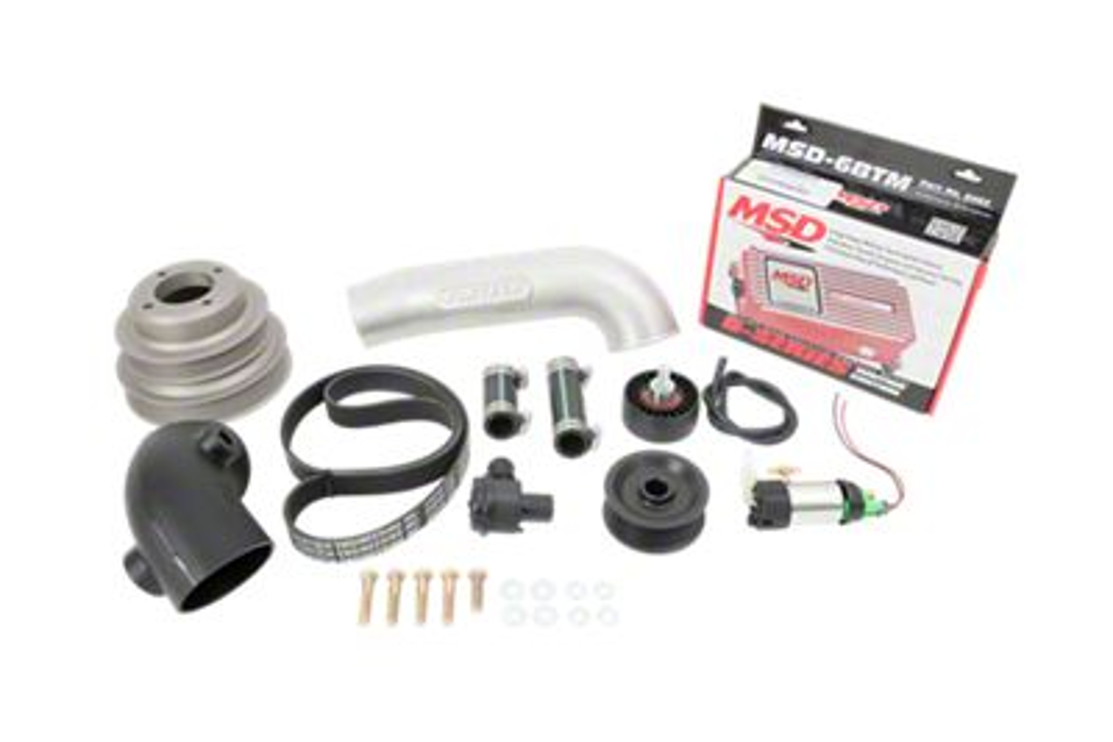 Vortech Supercharger High Output Upgrade Kit (86-93 5.0L)