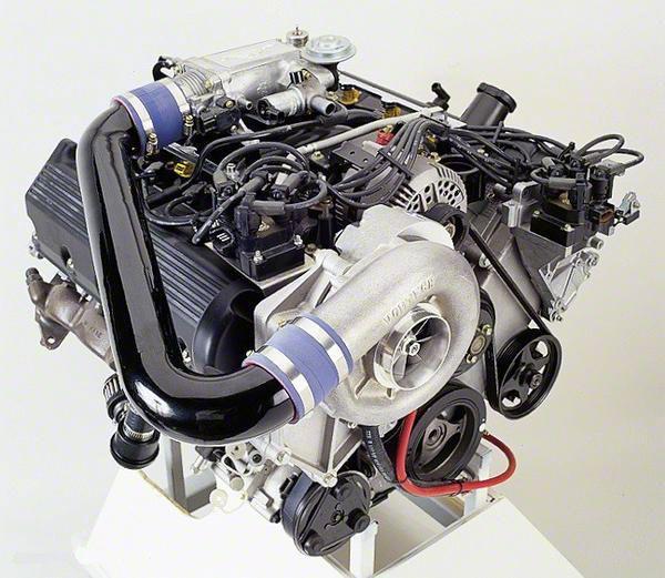 Vortech V-2 Si-Trim Supercharger Kit - Polished (96-98 GT)