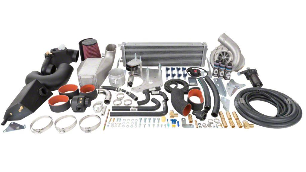 Vortech V-2 Si-Trim Supercharger Kit - Satin (05-08 GT)