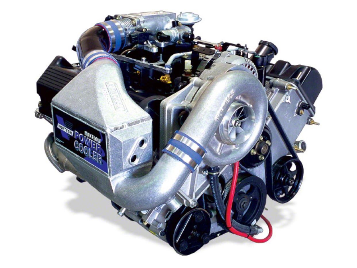 Vortech V-2 Si-Trim Supercharger Kit - Satin (1999 GT)
