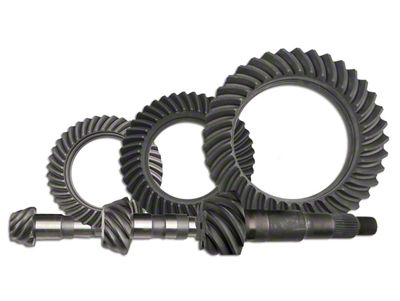 G2 Axle and Gear Ring Gear and Pinion Kit - 3.45 Gears (94-98 V6)