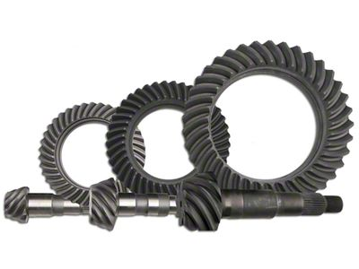 G2 Axle and Gear Ring Gear and Pinion Kit - 3.73 Gears (99-04 V6)
