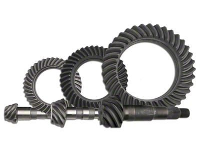 G2 Axle and Gear Ring Gear and Pinion Kit - 4.56 Gears (99-04 V6)