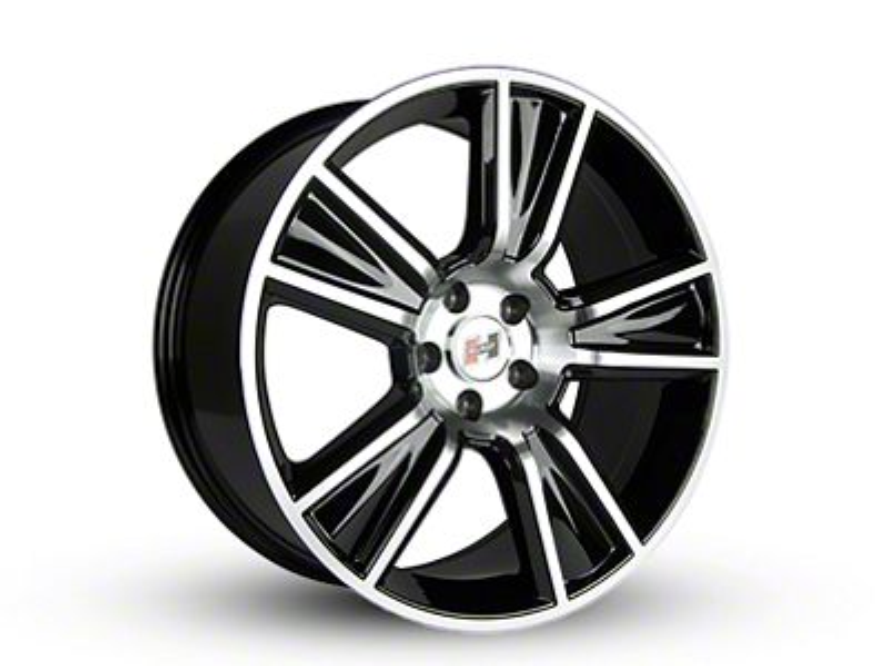 Hurst Stunner Black Machined Wheel - 20x9 (05-14 All)