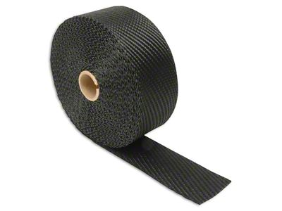 Black Exhaust Wrap (79-19 All)