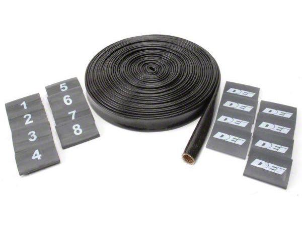 DEI Silcone Protect-A-Wire Kit (79-98 All; 99-10 V6)