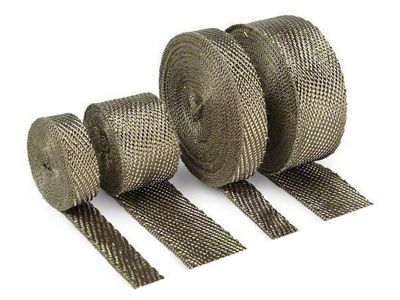 Titanium Exhaust Wrap (79-19 All)