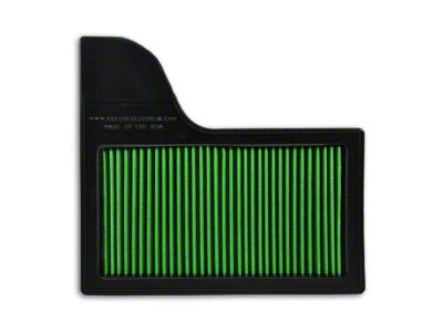 Green Filter Drop-In Replacement Air Filter (15-19 GT, EcoBoost, V6)