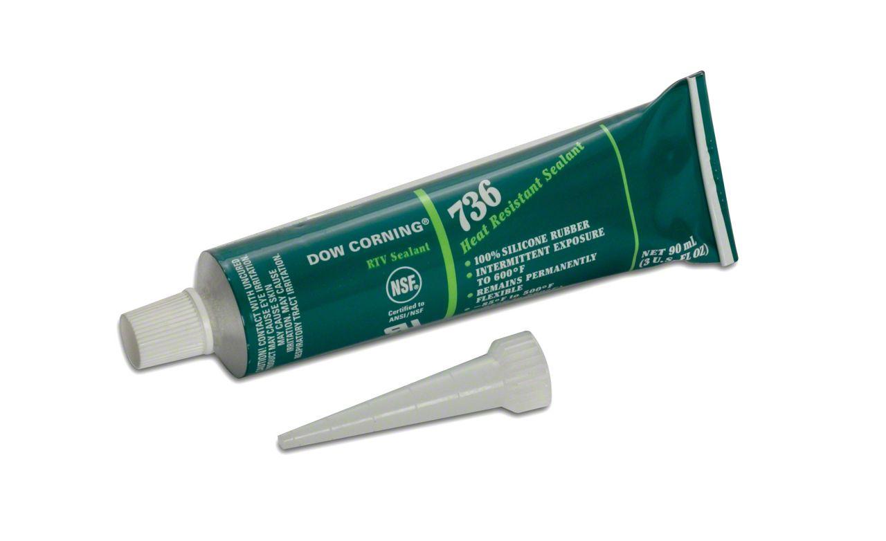 DEI Heat Resistant Sealant - 3 oz. Tube (79-19 All)