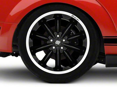Shelby CS56 2.0 Black Wheel - 20x11 (05-14 All)