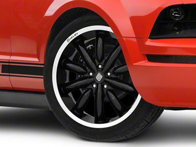 Shelby CS56 2.0 Black Wheel - 20x9 (05-14 All)