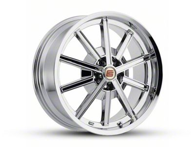 Shelby CS67 Chrome Wheel - 20x10 - Rear Only (15-19 GT, EcoBoost, V6)