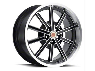 Shelby CS67 Black Wheel - 20x9 (15-19 GT, EcoBoost, V6)