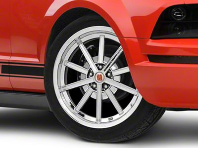 Shelby CS67 Chrome Wheel - 20x9 (05-14 Standard GT, V6)