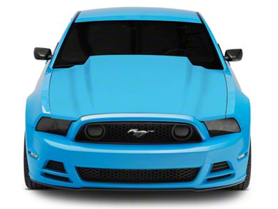 SpeedForm 3 in. Cowl Hood - Unpainted (13-14 GT, V6)