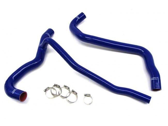 HPS Silicone Radiator Coolant Hose - Blue (07-10 GT)