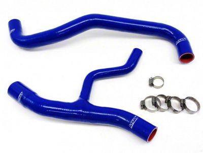 HPS Silicone Radiator Coolant Hose - Blue (02-04 GT)