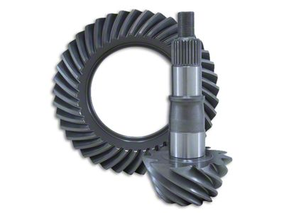 Yukon Gear Super Ring Gear and Pinion Kit - 4.56 Gears (15-19 All)