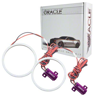 Oracle Plasma Headlight Halo Conversion Kit (15-17 All; 18-19 GT350)