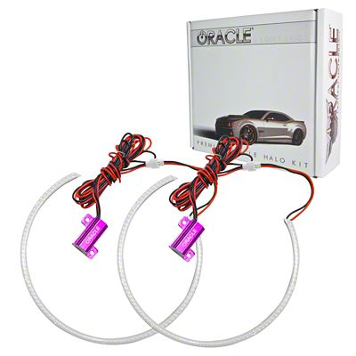Oracle Plasma Headlight Halo Conversion Kit (10-12 w/o HID Headlights)