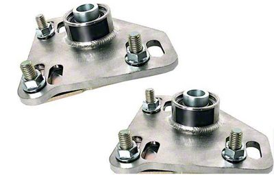 Steeda 3-Bolt Caster Camber Plates (94-04 All)