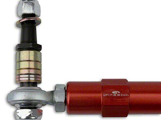 Steeda Manual Steering Rack Bumpsteer Kit (79-04 All)