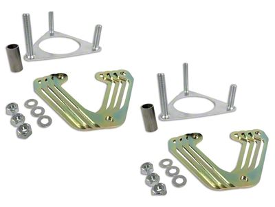 Steeda Front Ride Height Spacer Kit (15-19 w/o MagneRide)