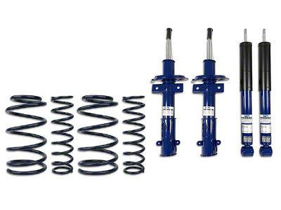 Steeda Pro-Action Sport Lowering Kit (05-10 GT, V6)