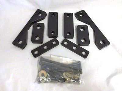 Whipple K-Member Spacer Kit (07-14 GT500)