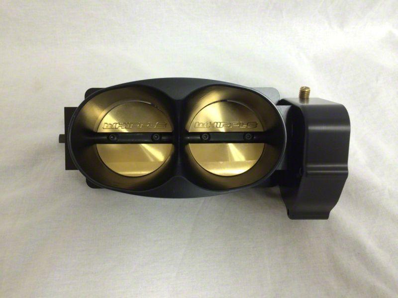 Whipple Billet Twin 68mm Throttle Body Upgrade (07-14 GT500)