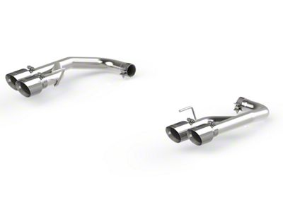 MBRP Pro-Series Axle-Back Exhaust (18-19 GT w/o Active Exhaust)