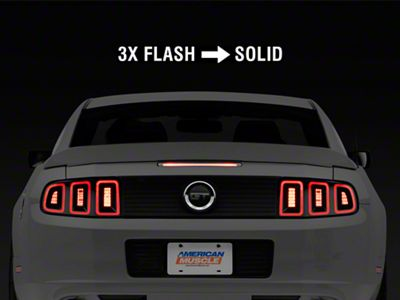 Raxiom Smoked Formula LED Third Brake Light (10-14 All)