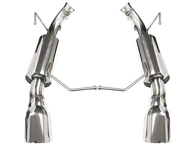 Axle-Back Exhaust (11-14 V6)