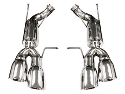 Axle-Back Exhaust (13-14 GT500)