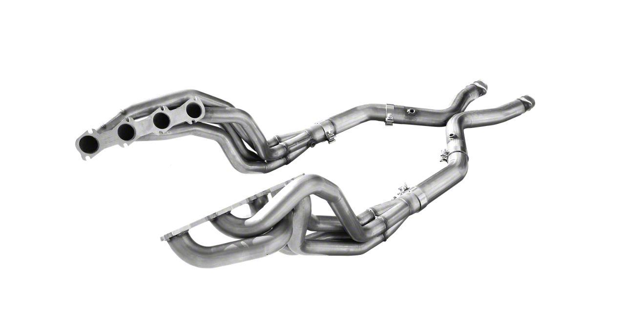 American Racing Headers 1-5/8 in. Long Tube Headers w/ Off-Road X-Pipe (99-04 GT)