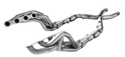 American Racing Headers 1-5/8 in. Long Tube Headers w/ Catted X-Pipe (99-04 GT)
