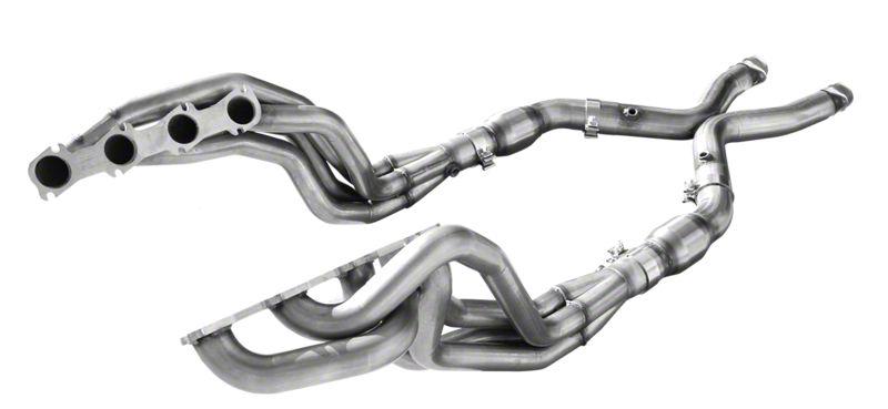American Racing Headers 1-7/8 in. Long Tube Headers w/ Catted X-Pipe (99-04 GT)