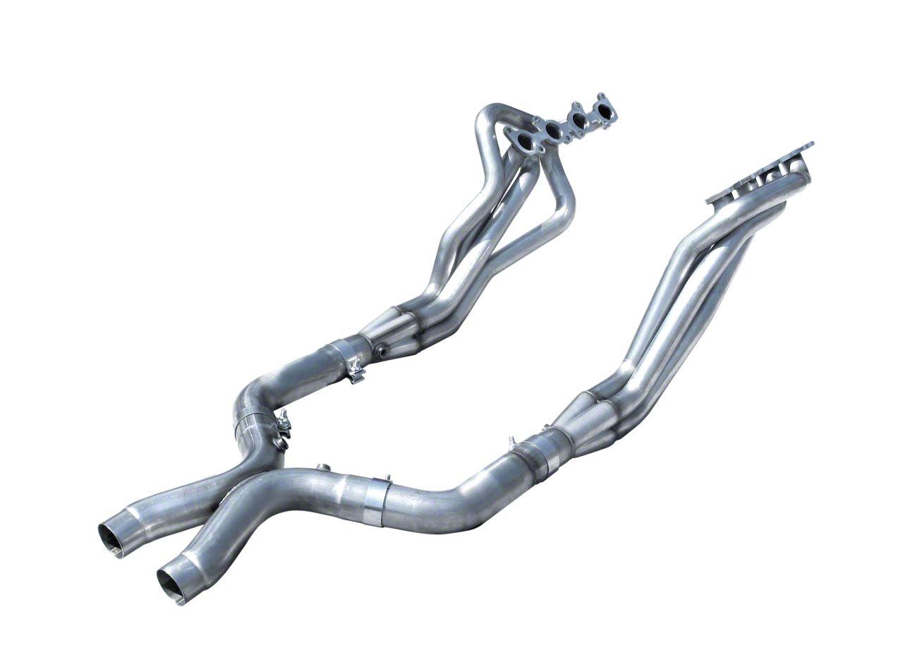 American Racing Headers 1-7/8 in. Long Tube Headers w/ Off-Road X-Pipe (11-14 GT)