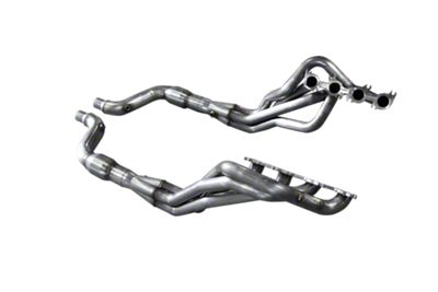 American Racing Headers 1-3/4 in. Long Tube Catted Headers - Direct Connection (15-17 GT)