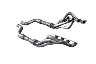 American Racing Headers 1-7/8 in. Long Tube Catted Headers (15-17 GT w/ Corsa Cat-Back)