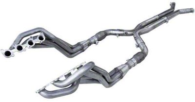 American Racing Headers 2 in. Long Tube Off-Road Headers w/ X-Pipe (15-17 GT)