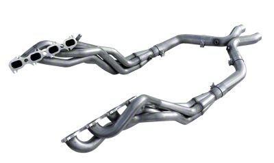 American Racing Headers 2 in. Long Tube Headers w/ Off-Road H-Pipe (11-14 GT500)