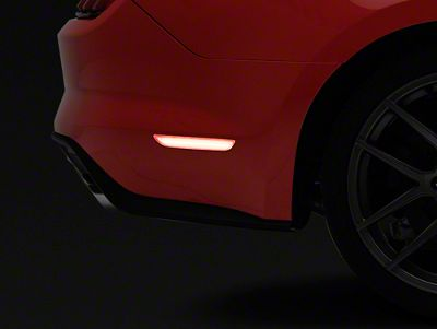 Axial Clear LED Rear Side Markers (15-19 All)
