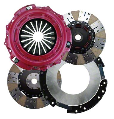 RAM Metallic Concept 10.5 Dual Disc Clutch - 26 Spline (99-10 GT)